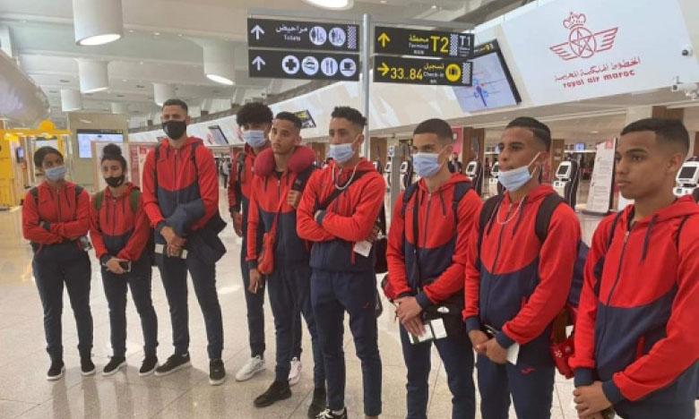 L'équipe nationale juniors est revenue de Pologne au Maroc avec deux boxeurs en moins, suite à la fugue de de deux de ses membres.