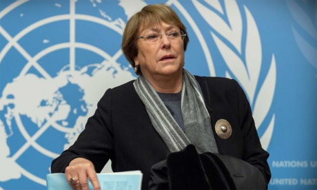 «Le haut-commissaire avait averti en 2011 que l'incapacité de la communauté internationale à réagir pourrait être désastreuse pour la Syrie et au-delà», a souligné Mme Bachelet. Ph. DR