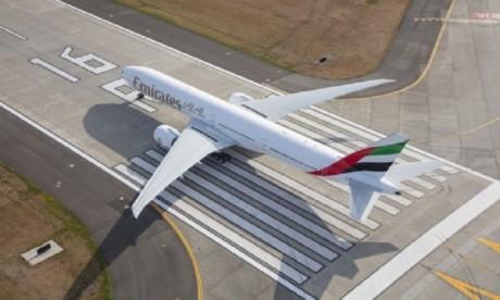 Emirates passera à 12 vols hebdomadaires dès mai