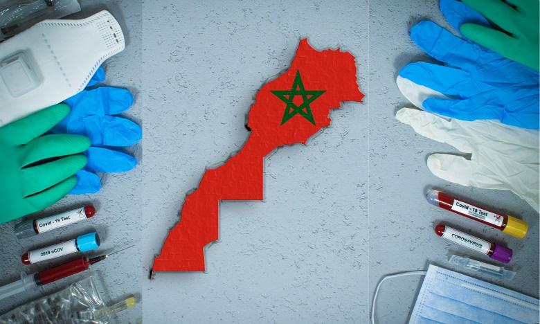 Covid-19/Maroc: 720 nouveaux cas de contamination dont 53 cas sévères