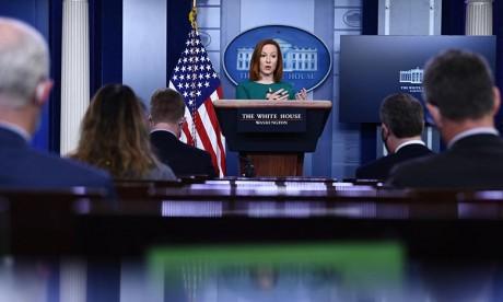 La Maison-Blanche écarte l'idée d'un passeport vaccinal fédéral