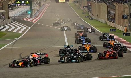Le Grand Prix de Miami intègre, à partir de 2022 et pour dix ans, le calendrier de la Formule 1. Ph :  AFP