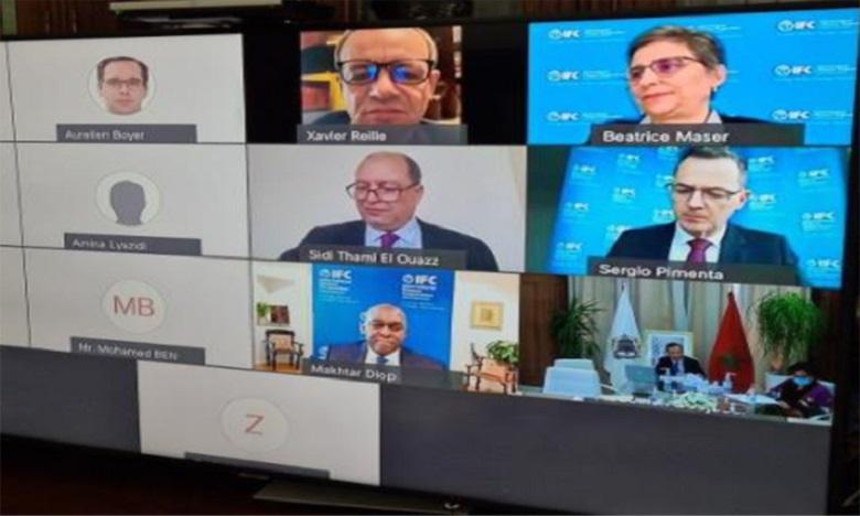Le DG de la SFI réitère son soutien à la dynamique du secteur privé marocain