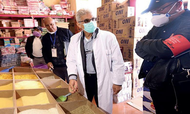 Cinq infractions en matière des prix  et de qualité des produits alimentaires