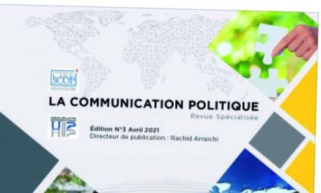 Troisième numéro de la revue «la Communication politique» du Centre international de recherches et d'études en sciences de la communication politique