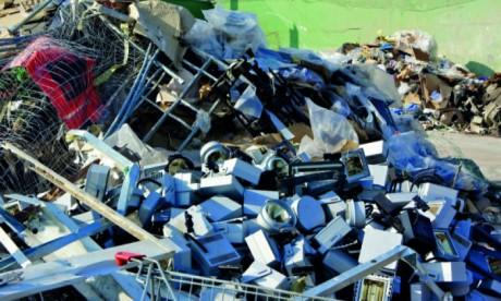 Lancement d'une étude  pour la valorisation des déchets industriels