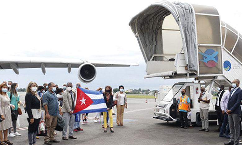 Le Matin - Le Gabon accueille 162 médecins cubains