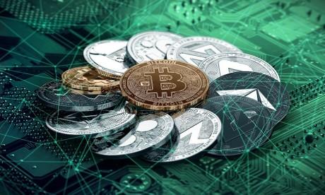 Cryptomonnaies sonnantes et trébuchantes