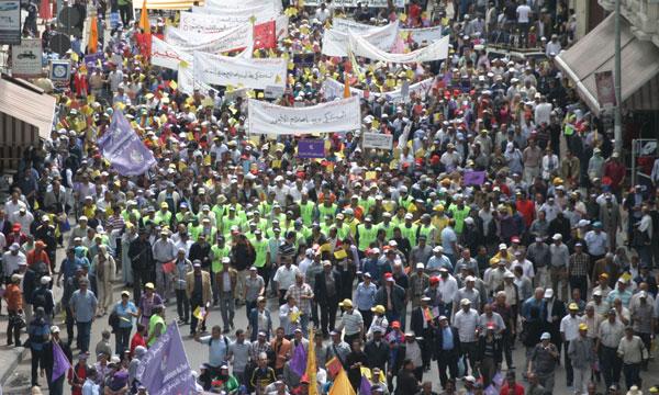 """Les célébrations """"sur le terrain"""" du 1er mai, interdites au Maroc"""