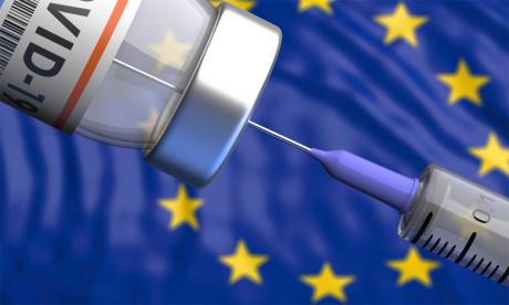 Chaque jour de la semaine écoulée, 2,4 millions de doses ont été injectées dans l'Union européenne. Ph. DR