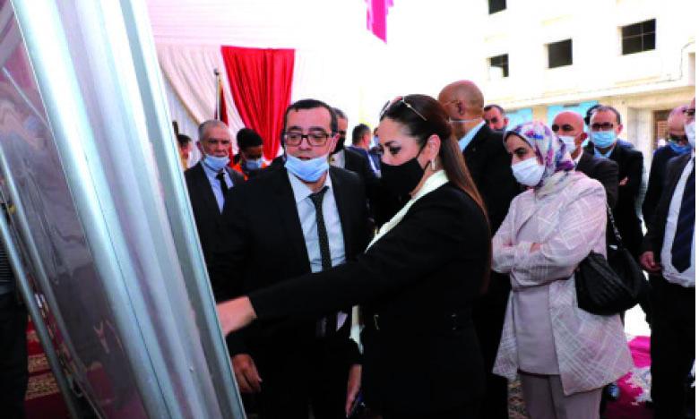 Coup d'accélérateur à la mise à niveau urbaine dans les provinces de Nador et de Driouch