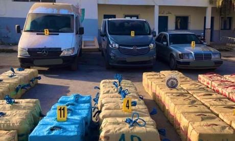 Nador: Une tentative de trafic international de drogue avortée