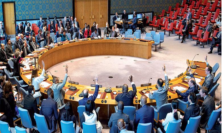 Sahara marocain : Le Maroc appelle le Conseil de sécurité à déterminer le responsable de la violation du cessez-le-feu et du blocage du processus politique