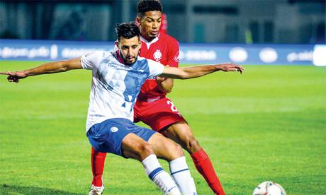 Victorieux du Rapide Oued Zem, le Wydad affronte le Chabab  de Mohammedia en quart de finale