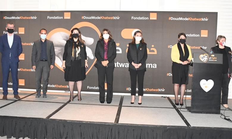 Orange Maroc a fait de l'inclusion numérique un axe majeur de sa responsabilité sociale d'entreprise. Ph. Sradni