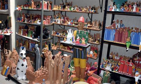 Ahmed Kdadri : «Il faut avoir une culture nationale  pour encourager le produit de l'artisanat marocain»