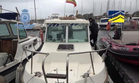 Démantèlement d'un réseau espagnol d'immigration clandestine, 20 personnes arrêtées