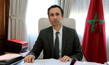 """Mohamed Benchaâboun souligne la nécessité de déployer des efforts pour assurer un """"accès équitable"""" aux vaccins"""