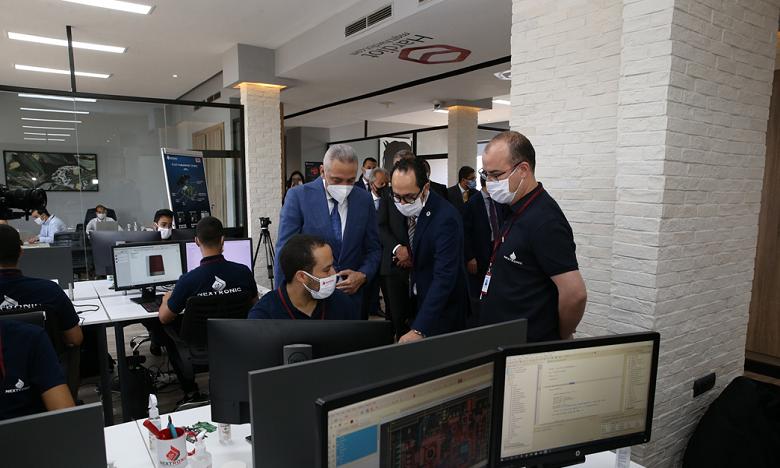 Le centre technologique dispose de 80 ingénieurs avec des expertises et compétences complémentaires. Ph. DR
