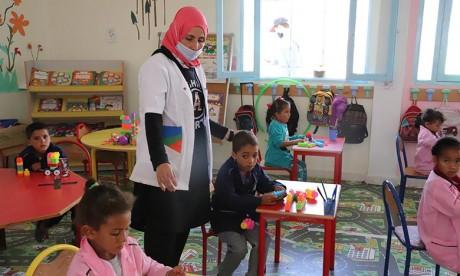 Tétouan: Lancement de la campagne d'inscription au préscolaire au titre de l'année 2021-2022