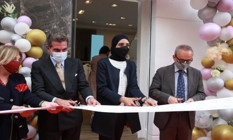 OLTRE ouvre son premier concept store à Casablanca