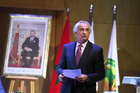 Vahid Halilhodzic : «la priorité, c'est la Coupe du monde»