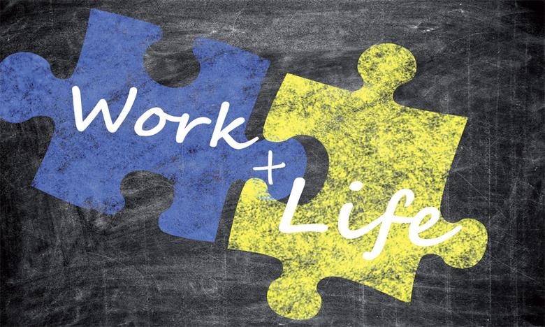 Oui à l'équilibre vie professionnelle/vie privée, et non à l'épuisement au travail !