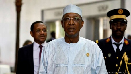 Idriss Déby Itno, président du Tchad, décède des suites de blessures au front