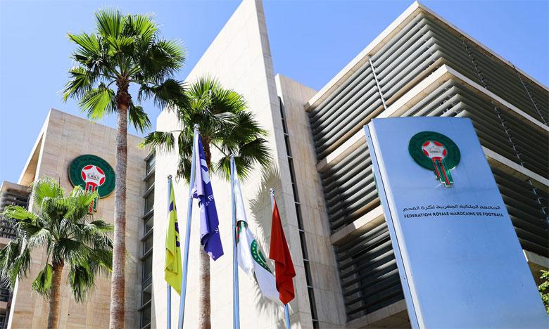 Comité directeur de la FRMF : restructuration de la direction technique des équipes nationales
