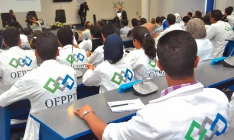 OFPPT: Versement des bourses d'études aux stagiaires à partir de ce jeudi