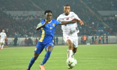 Le WAC s'est imposé lors de la première journée à Luanda sur le score de (1-0).