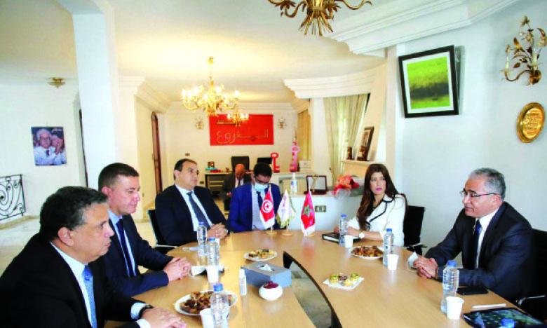 Le PAM lance depuis Tunis une initiative pour  un dialogue entre les partis maghrébins