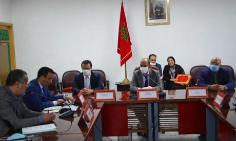 Des conventions de partenariat signées à Berkane pour favoriser l'entrepreneuriat des jeunes