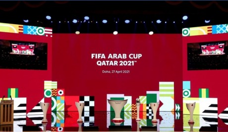 Coupe Arabe - Qatar 2021 : le Maroc dans le Groupe C