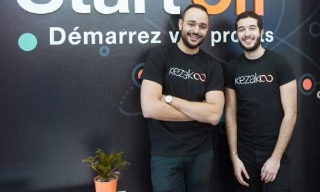 Soutien scolaire: la startup Kezakoo lève 2 millions de dirhams