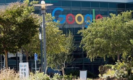 Google affiche des résultats records au premier trimestre 2021