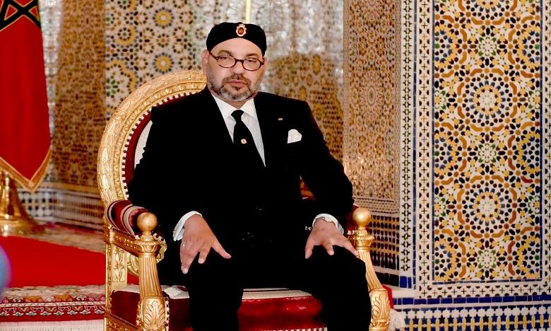 S.M. le Roi adresse un message de condoléances au Prince Charles suite au décès de Son père, le Prince Philip
