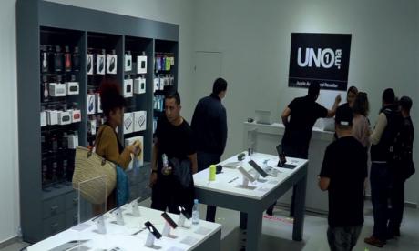 Uno.ma ouvre son nouveau magasin revendeur agréé Apple à Rabat