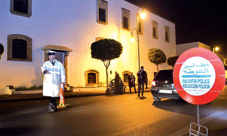 Le gouvernement décide l'interdiction des déplacements nocturnes à l'échelle nationale de 20 h à 6 h à partir du 1er Ramadan