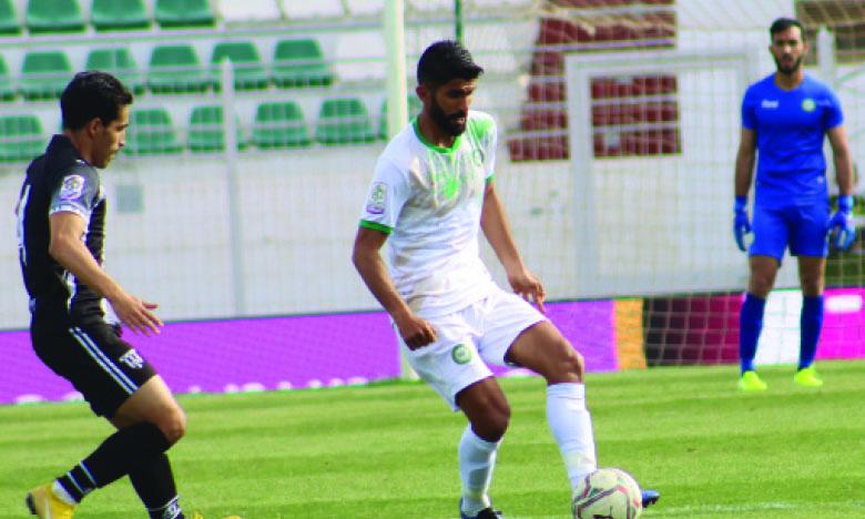 Le duel à distance est lancé entre l'Olympique Dcheira, l'Olympique Khouribga et le Stade marocain