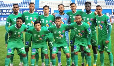 Coupe de la CAF: le Raja bat Pyramids FC pour la der de Jamal Sellami