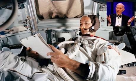 Décès de l'astronaute américain Michael Collins