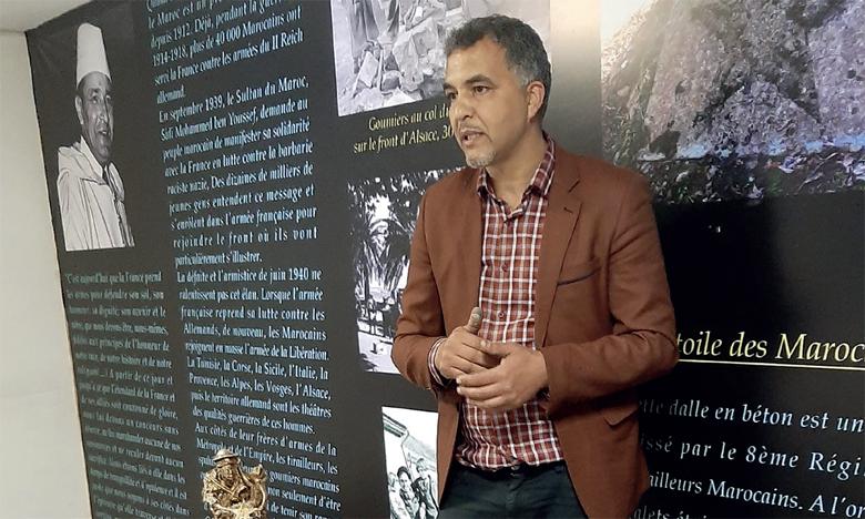 Les soldats marocains de la Deuxième Guerre mondiale  ressuscités dans les sculptures de Abdelaziz Abdouss