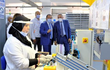 Clayens NP Morocco mise73 millions de DH dans l'extension de son usine de Mohammedia