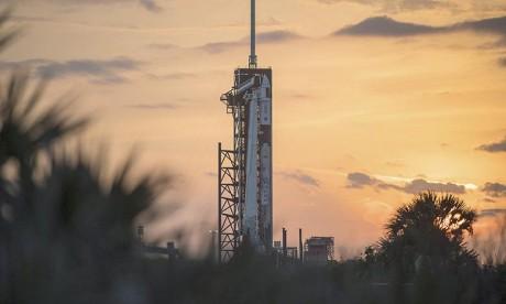 Le vol habité de SpaceX vers l'ISS reporté d'une journée