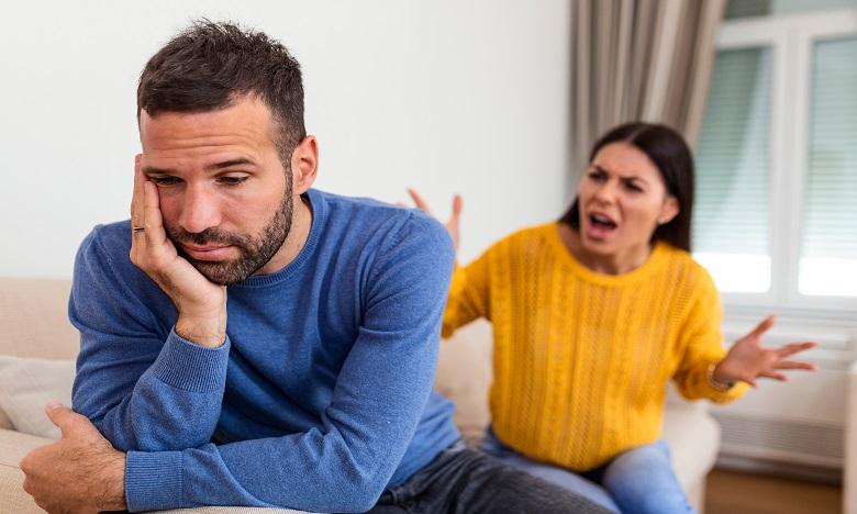 HCP: 94% des violences conjugales subies par les hommes sont de forme psychologique