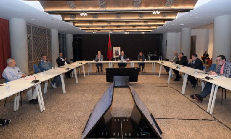 Réunion du Comité directeur de la FRMF.