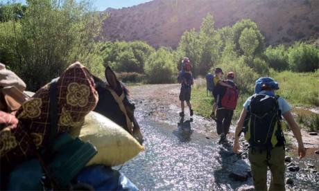 Tourisme rural : la SDR du Souss-Massa sur un projet de développement des territoires de l'Anti-Atlas
