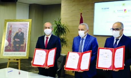Un partenariat institutionnel pour faire converger Fez Smart Factory  et Smart Factory