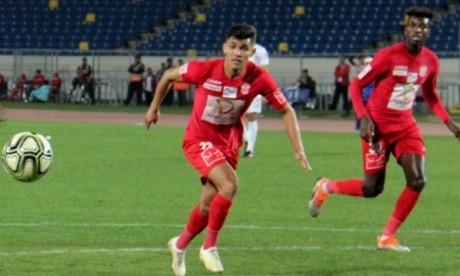 HUSA arrache la victoire à Rabat contre l'AS FAR